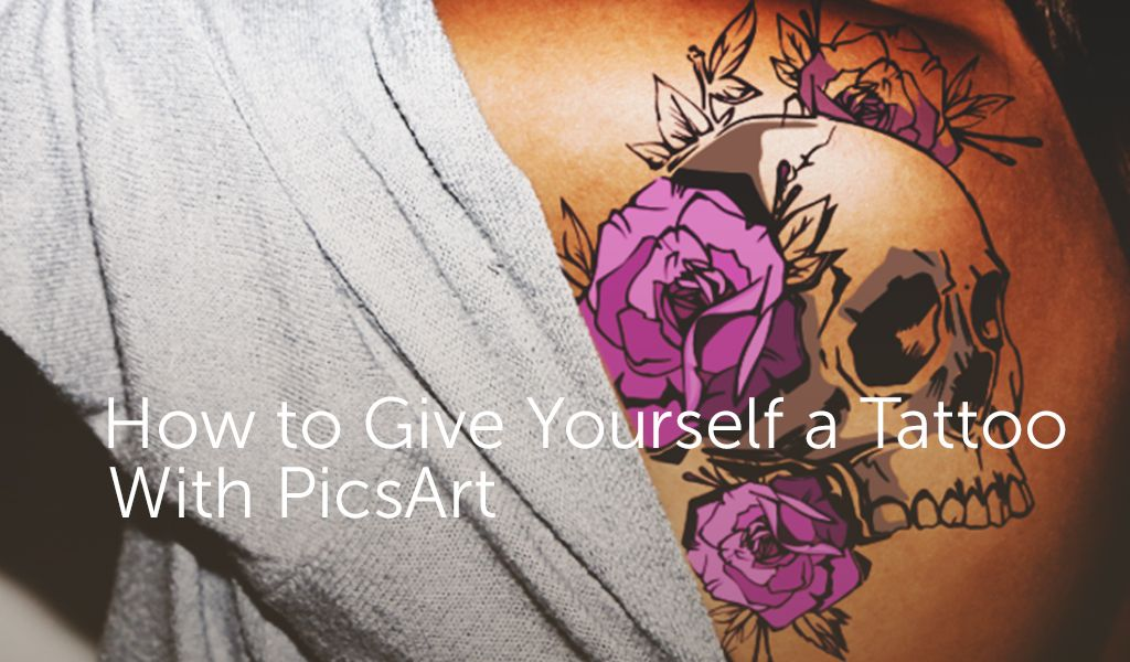 Get A Pain Free Tattoo With Picsart Mafia Png World