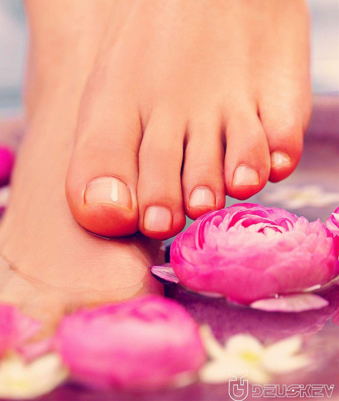 Фото здоровых ногтей ног