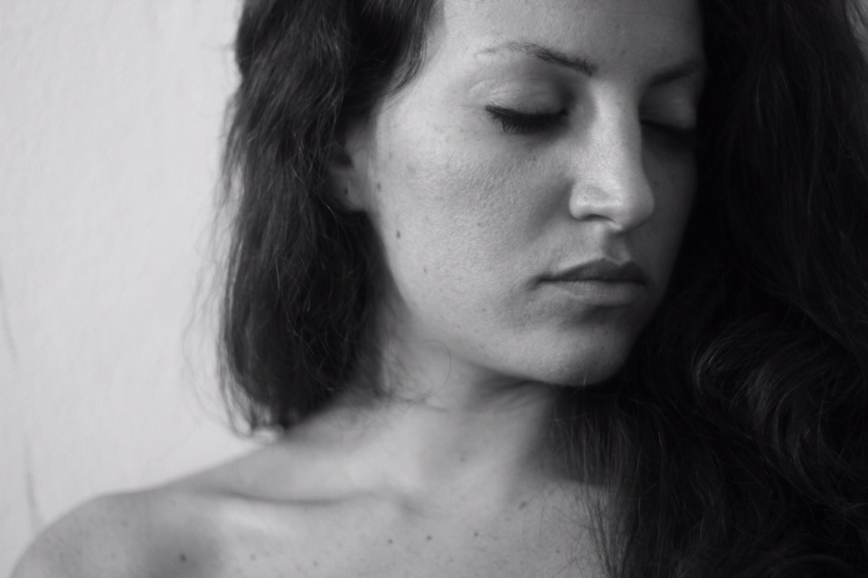 #freetoedit  #portrait  #girl  #bw  #blackandwhite  #photography