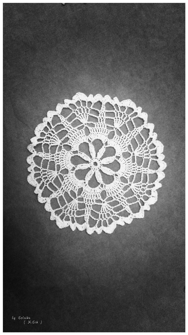 #blackandwhite #photography #crochet