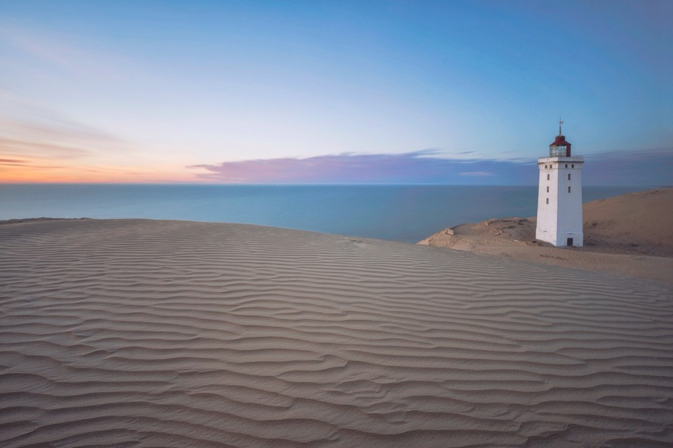 #lighthouse #nature #landscape #seaside #sunset #beach
