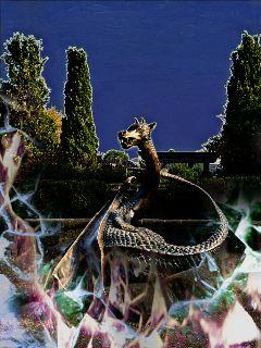 dragon mask sculpture