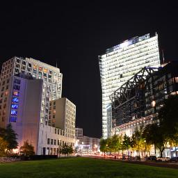 berlin potsdamerplatz architecture architecturelovers architecturephotography