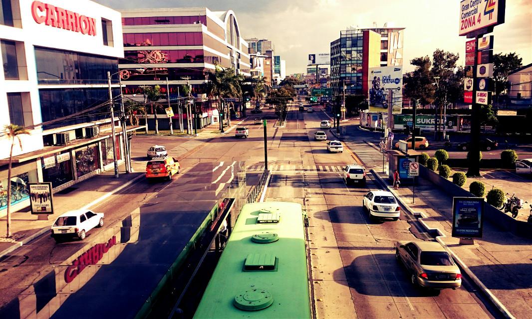 #Guatemala #city  #photography #zona4