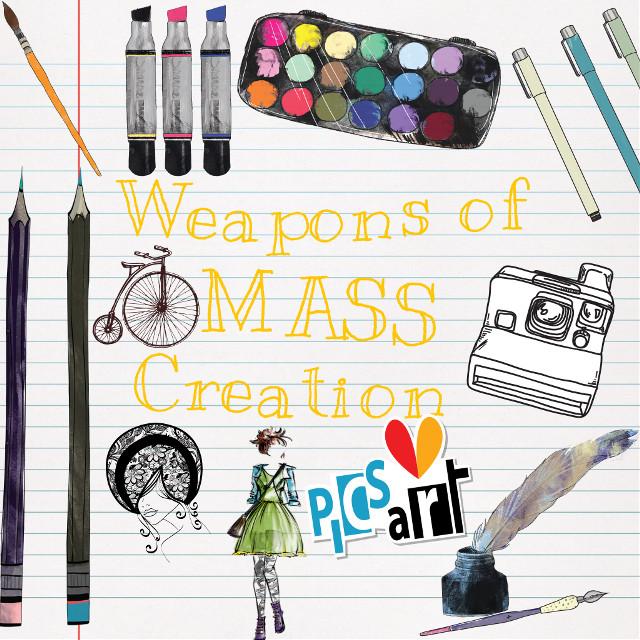 #weaponsofmasscreation 👀👌🏻
