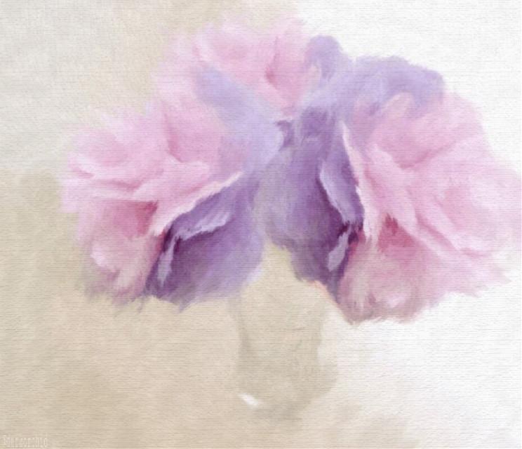 #pastel #flowers