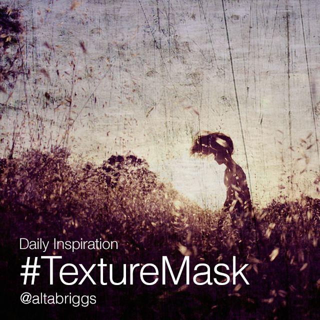 daily inspiration #masktexture