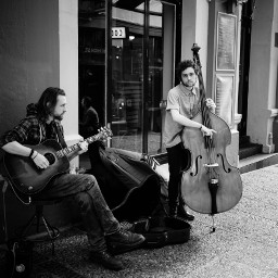 blackandwhite photography people music emotions