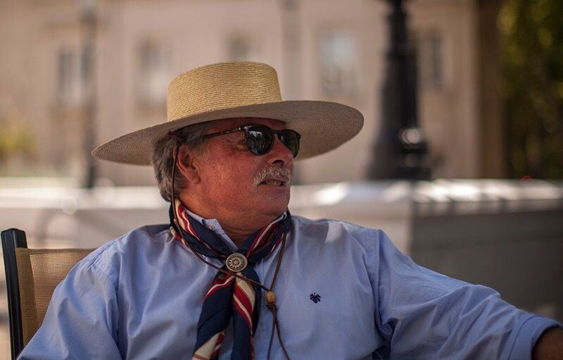 #portaits #Gaucho #argentina #people #cowboy