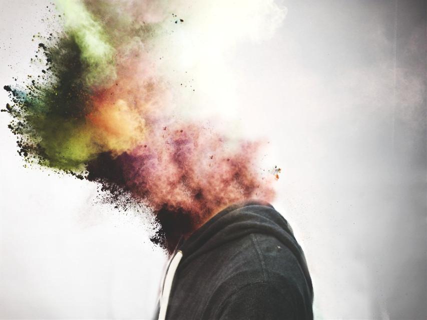 #colorsplash   #freetoedit  #people  #popart