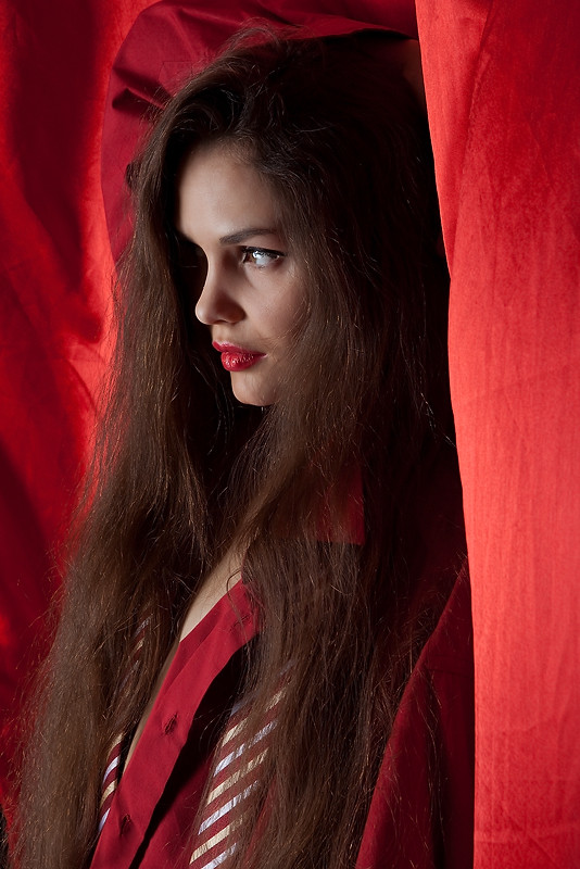 #photography  #red  #portrait