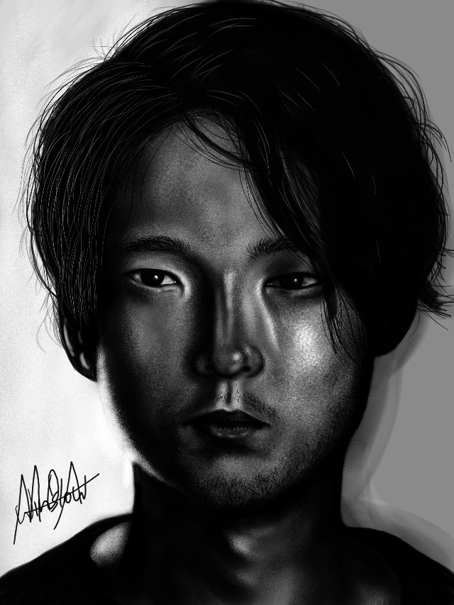 #wdpportrait   who am I?? Video is safe thanks God loll now you watch the video http://youtu.be/BvRpnGd0Q7I