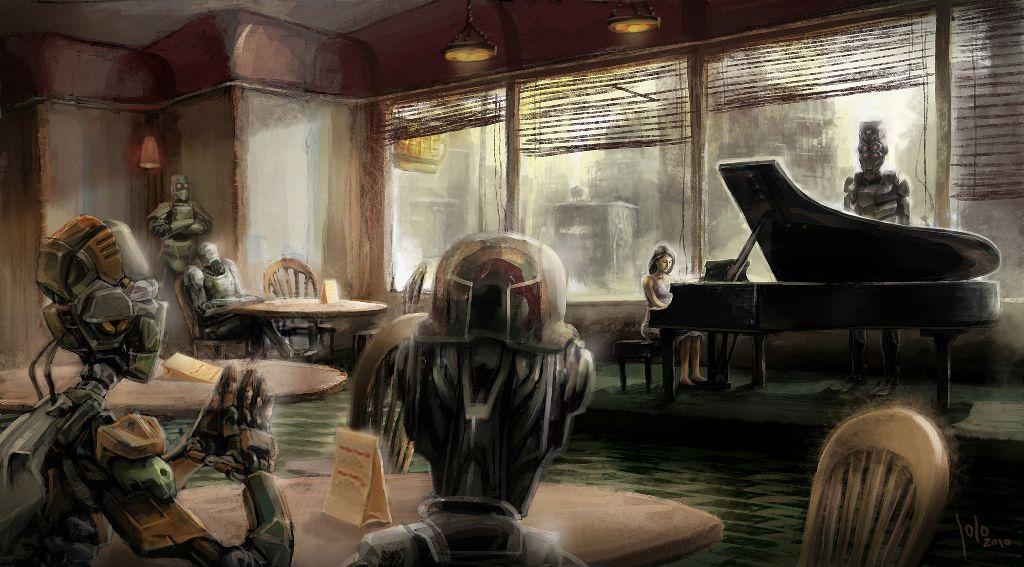 robot piano recitals