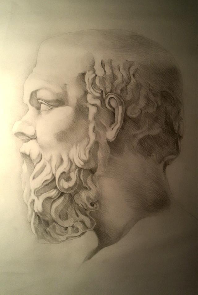 Socrates#drawing#education