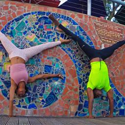 yogaart yogalove handstands handstandseverywhere