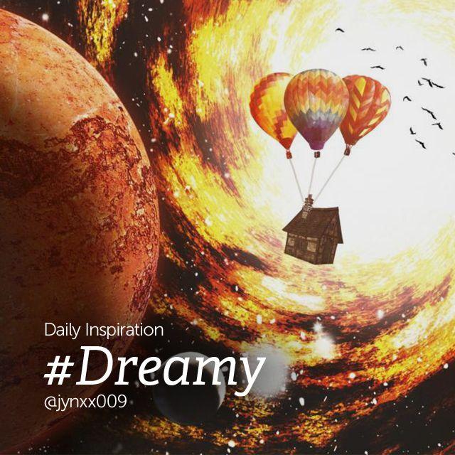 create dreamy scene