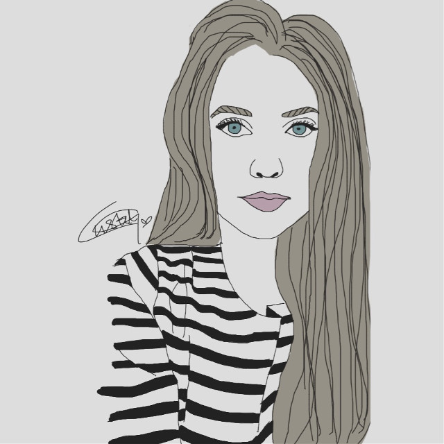 i forgot who this is .. if you know her, tag her!!  and unlike @slaybby i take requests! (not hating!! i love her drawings but she doesnt take requests.)  #freetoedit #drawing #like