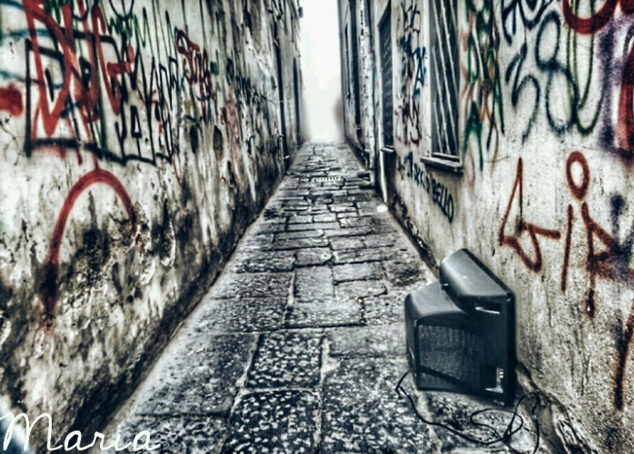 Trash tour  #streetphotografy #photography #hdr