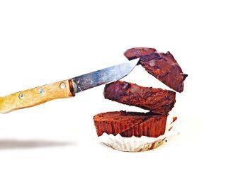 cupcake sweet chocolate knife ninja freetoedit