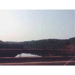 nature sky photography bridge rute
