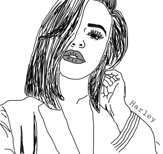 \\Khloe Kardashian // #outline #outlines #kloekardashian