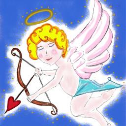 wdpcupid angel happyvalentine