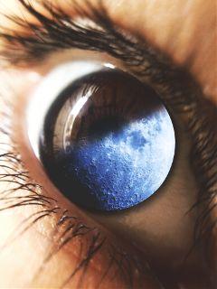 freetoedit selection eye moon
