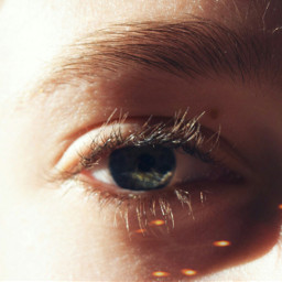 eyes eye emotions bokeh face