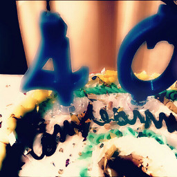 40years happybirthday birthday cake 40anni