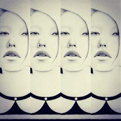 art drawing pencilart process blackandwhite