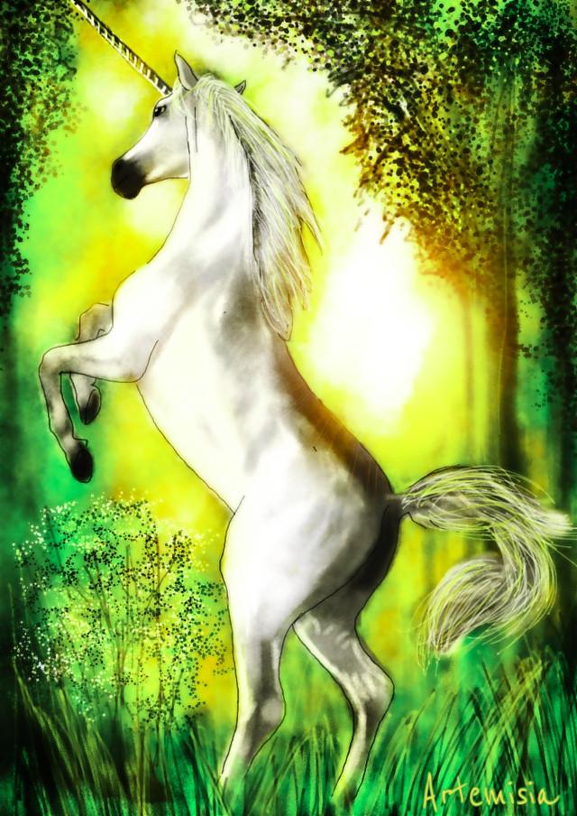 #wdpunicorn #drawnig #fantasy #art #digitalart