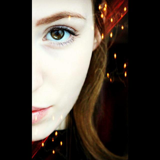 Глаза - зеркало души.