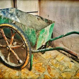 photography wheelbarrow dalian china