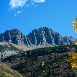 landscape nature autumn freetoedit