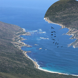 earthday landscapeflip editing southafrica ocean