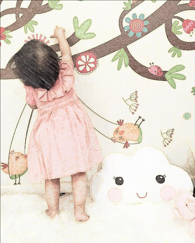 Little darling #FreeToEdit #her #interesting #art #artphotography #loveher