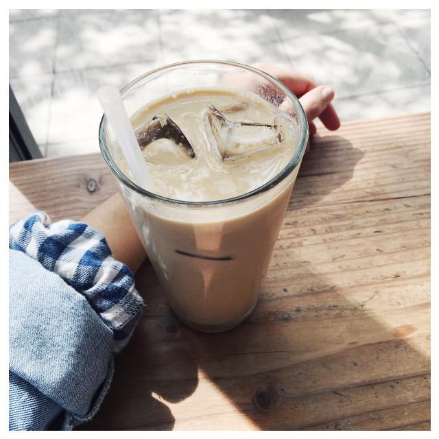 Afternoon coffee. #verve #santacruz