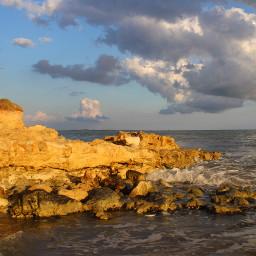wppsunnyday nature sicily sun beach