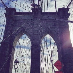 wppsunnyday nyc manhattan brooklynbridge ohhappyday