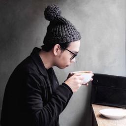 coffee coffeeaddict japan winter harajuku