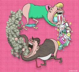 capitalism money world