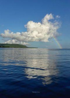 clouds sky sea photography landscape