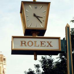 rolex clock iltrfotografia time travel