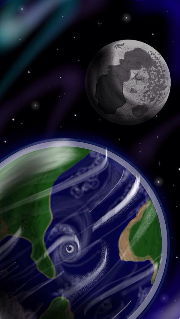 #WDPEarth  #art  #picsart  #drawing  #earth  #space  #vote  #followforfollow