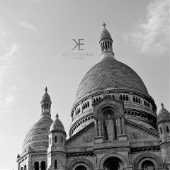 photography architecture france paris sacrecoeur