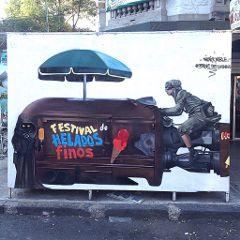 cool starwars graffiti mexico city freetoedit