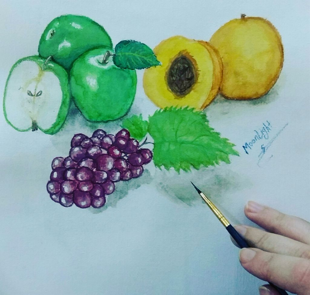Just for fun 😊 My drawing 🎨 Drawing art draw color...